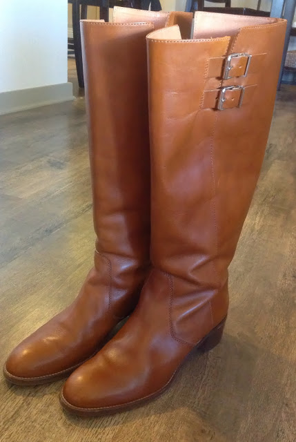 J.Crew extended width boots