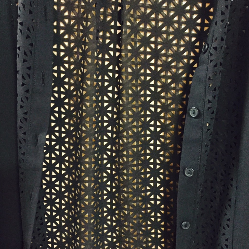 Tall Laser Cut Top