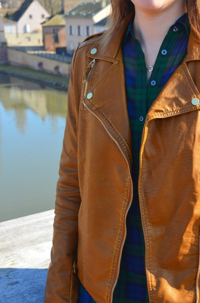 Tall Cropped Jacket