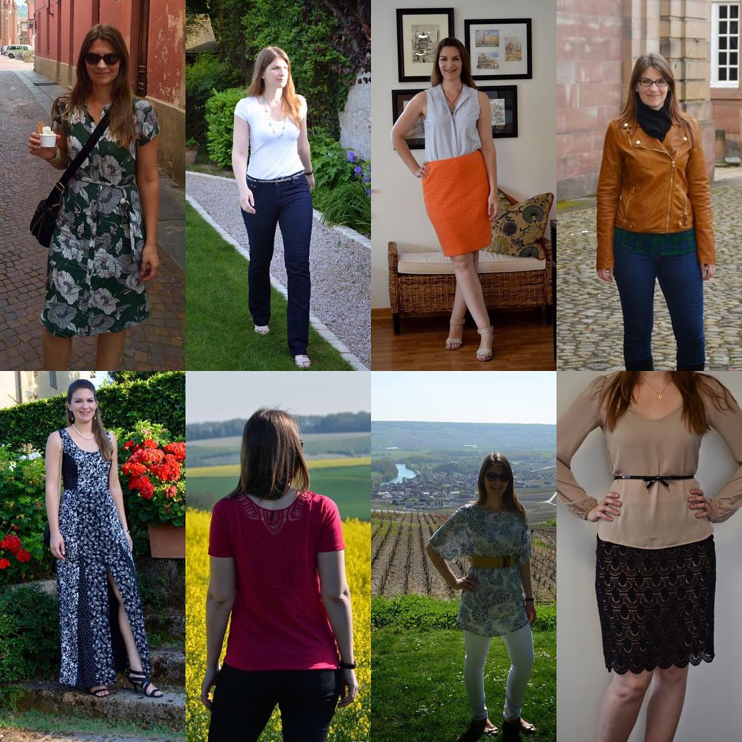 Some favorites from the first 6 months of my Tall Specialty Shop Challenge