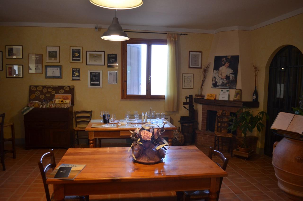 Cezani Winery San Gimignano