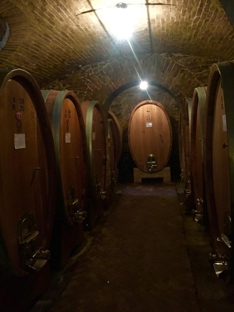Tour of Fratelli Alessandria Cellar