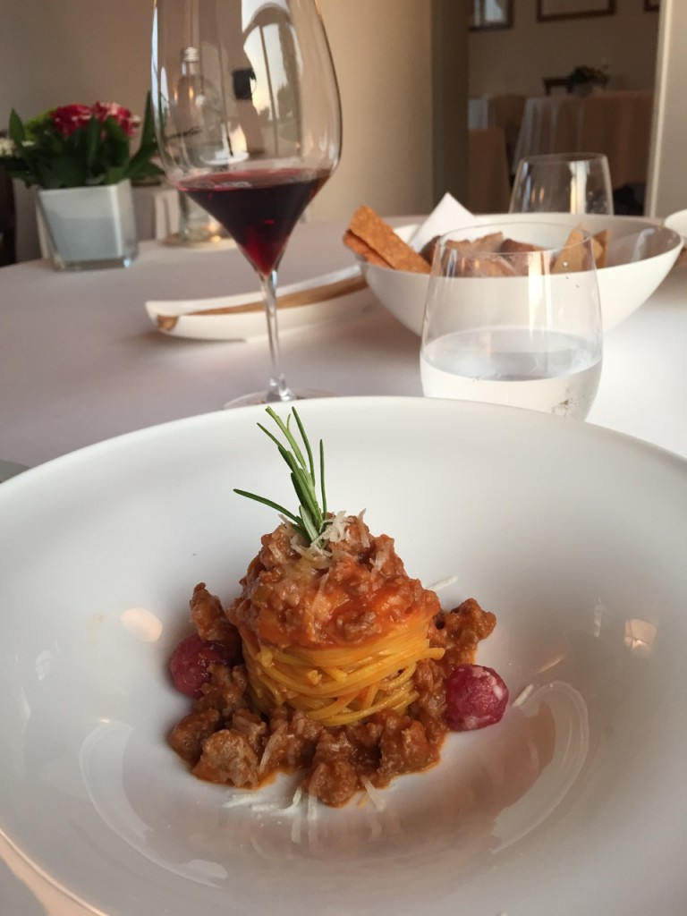 Michelin Star Dining Alba