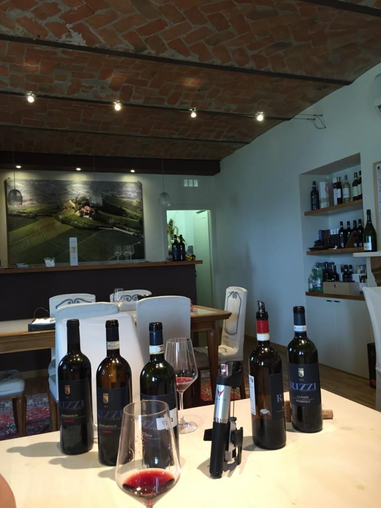 Wine Tour Rizzi Estate Tasting