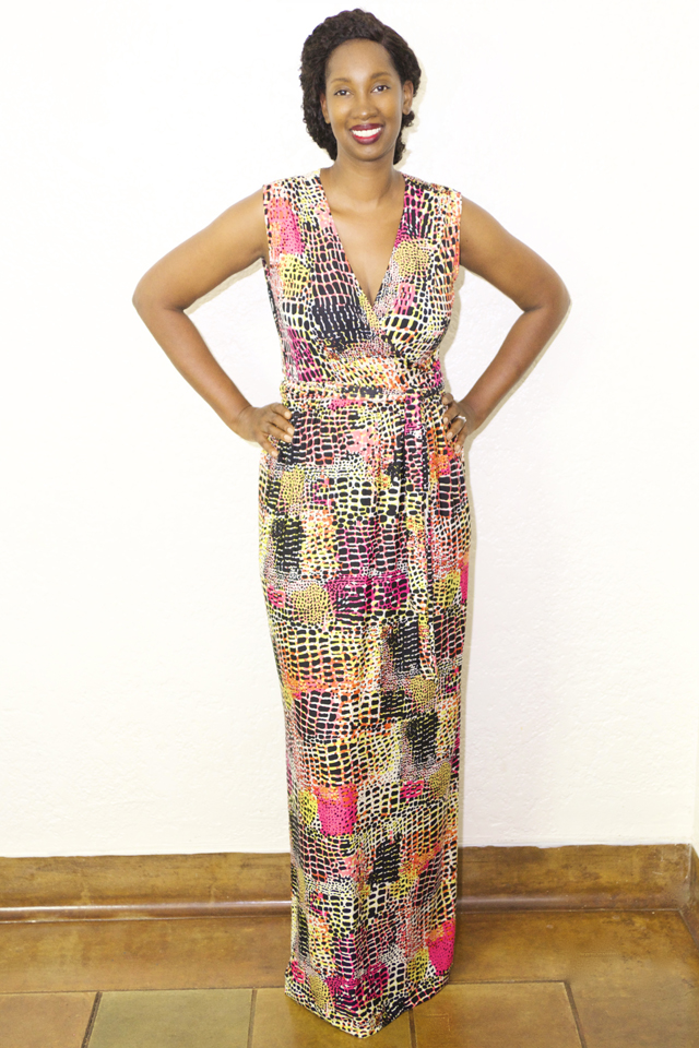 Tall Maxi Dress Custom