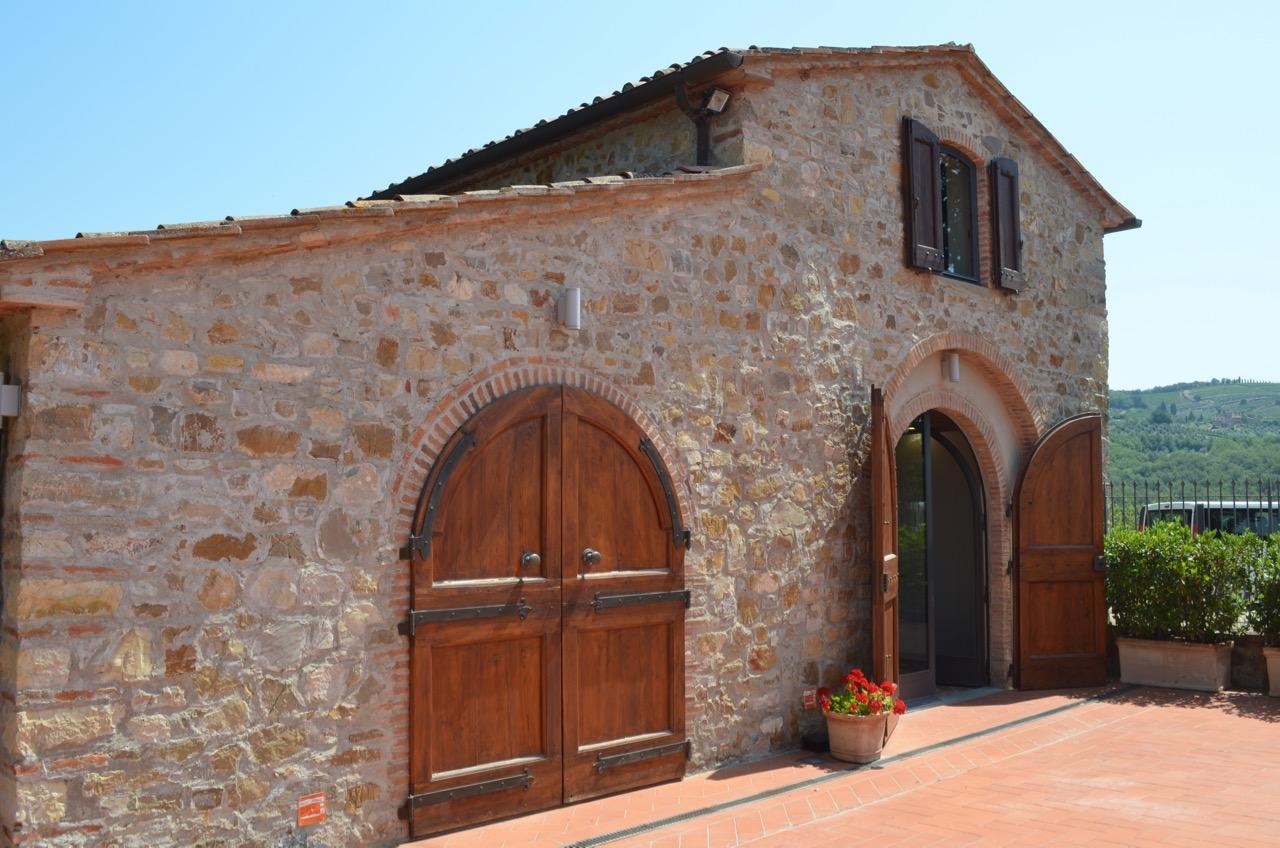 Villa Caffagio Tuscany