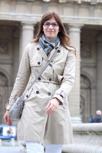 Banana Republic Tall Trench Coat