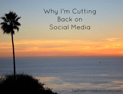 Cutting Back on Social Media