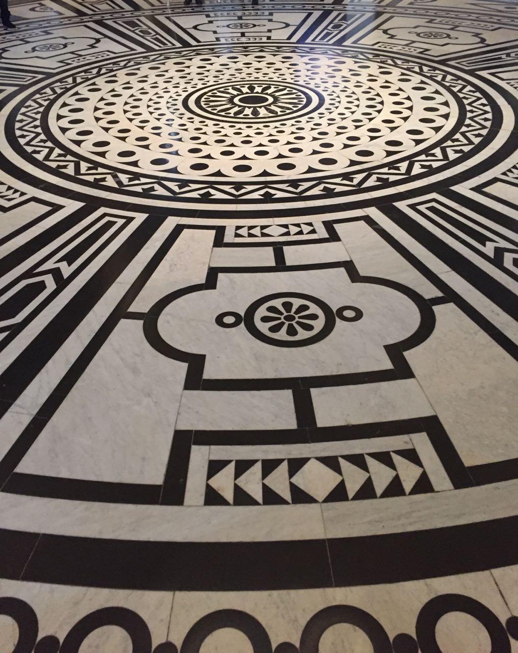 Kunsthistorisches Museum Floor