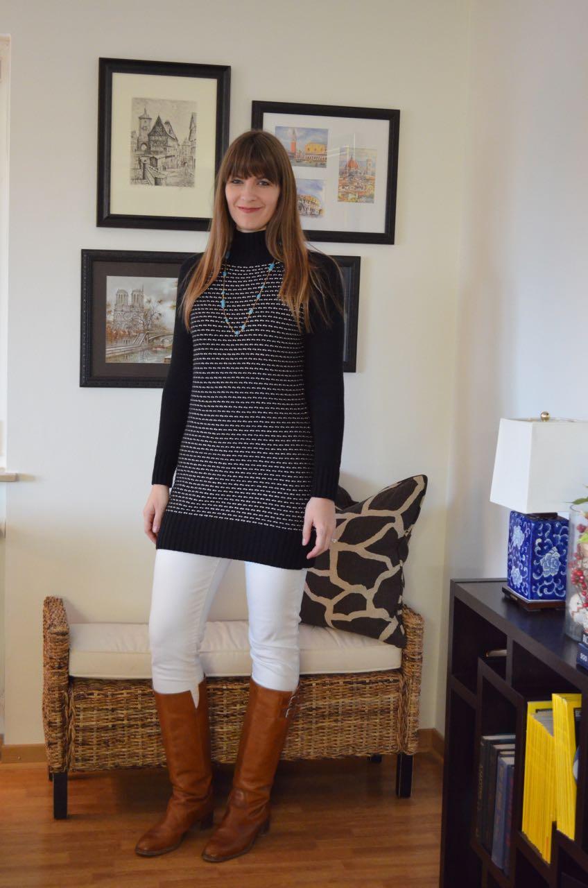 Long Tall Sally tunic for tall women