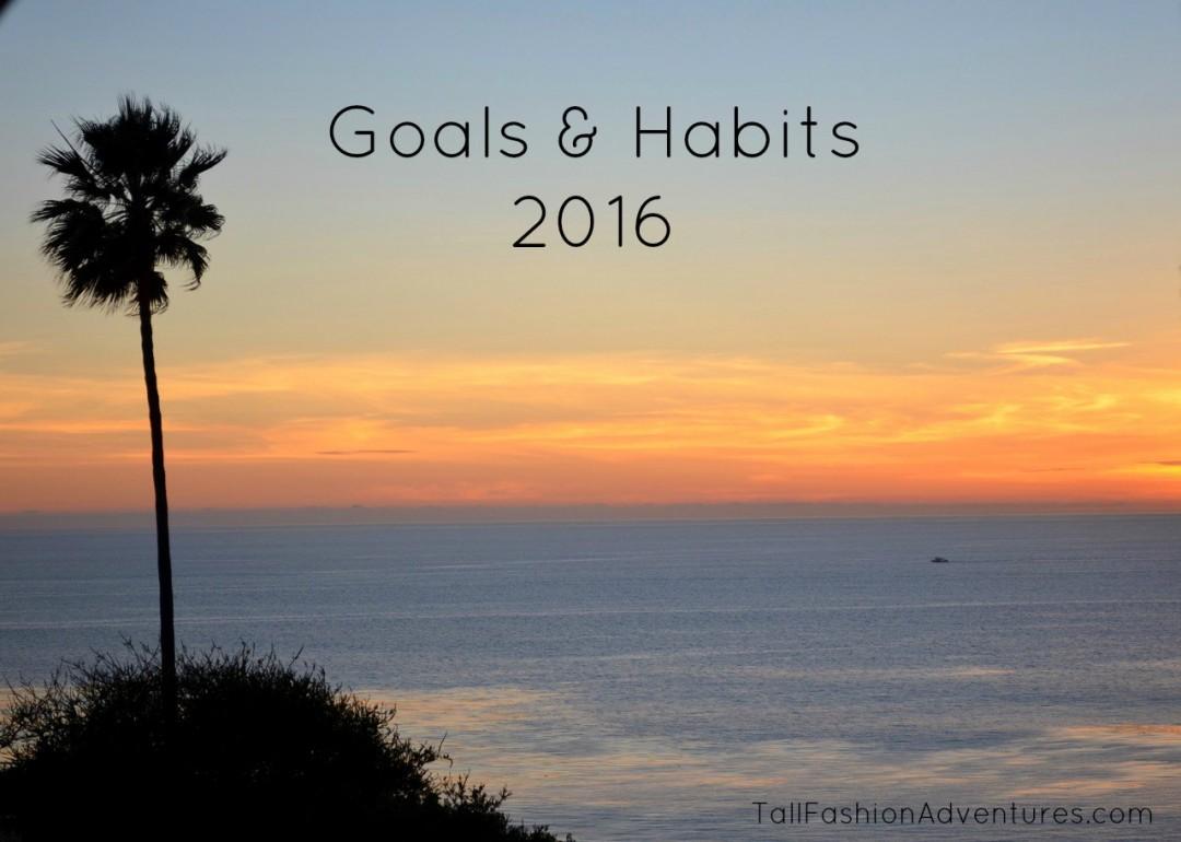 Tall Fashion Blog Goals