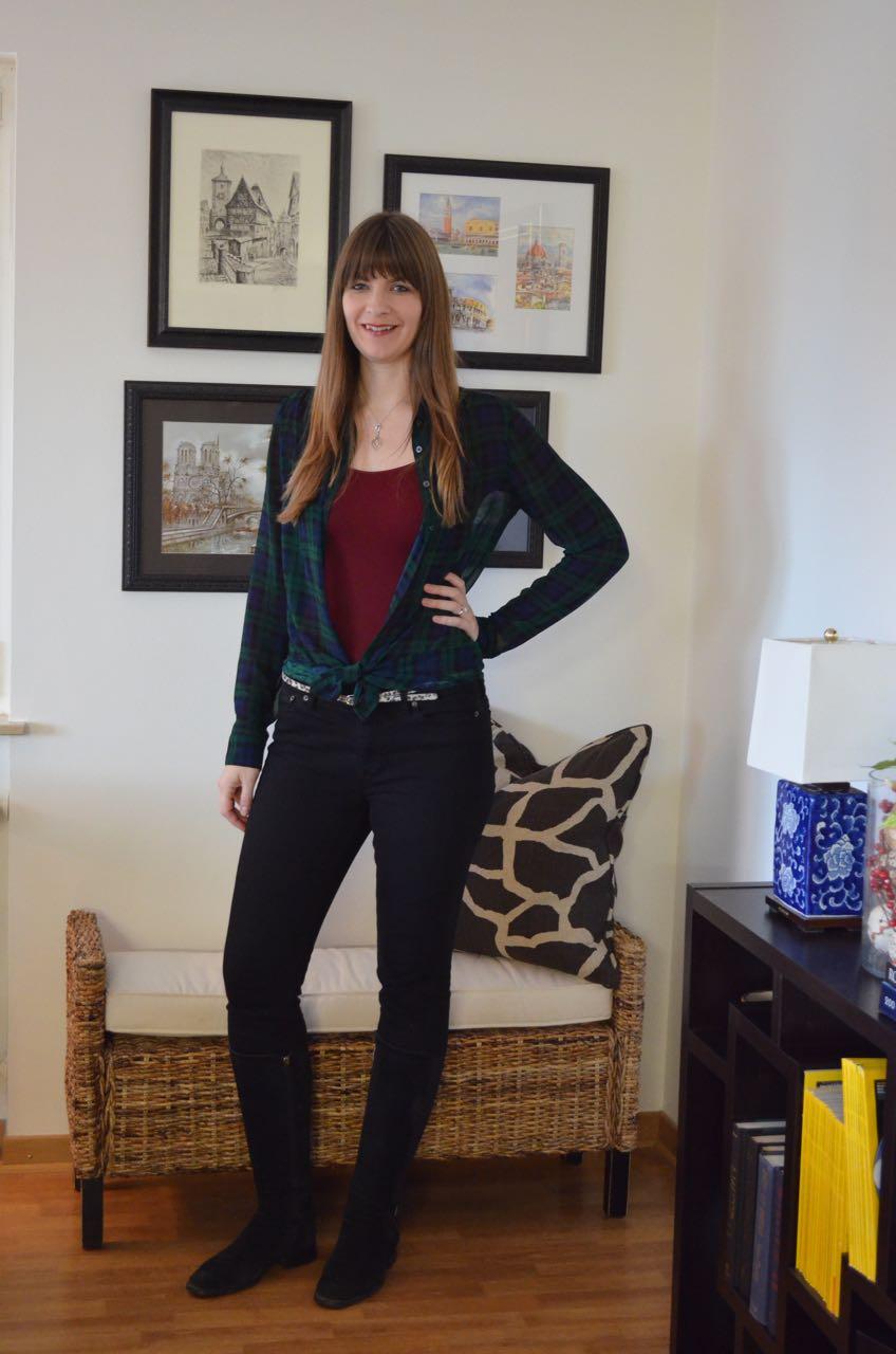 Tall fashion blog