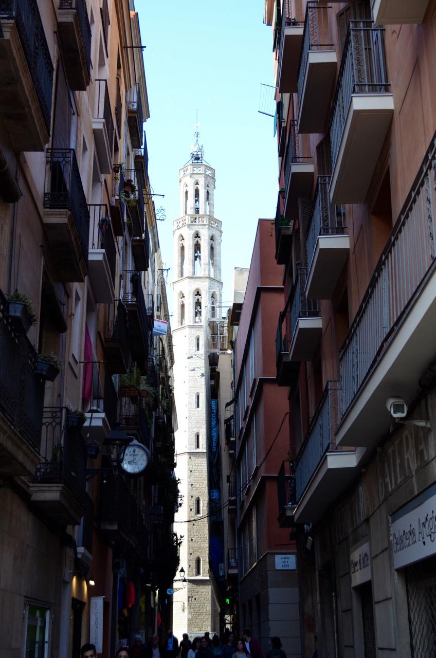Santa Maria Born Barcelona