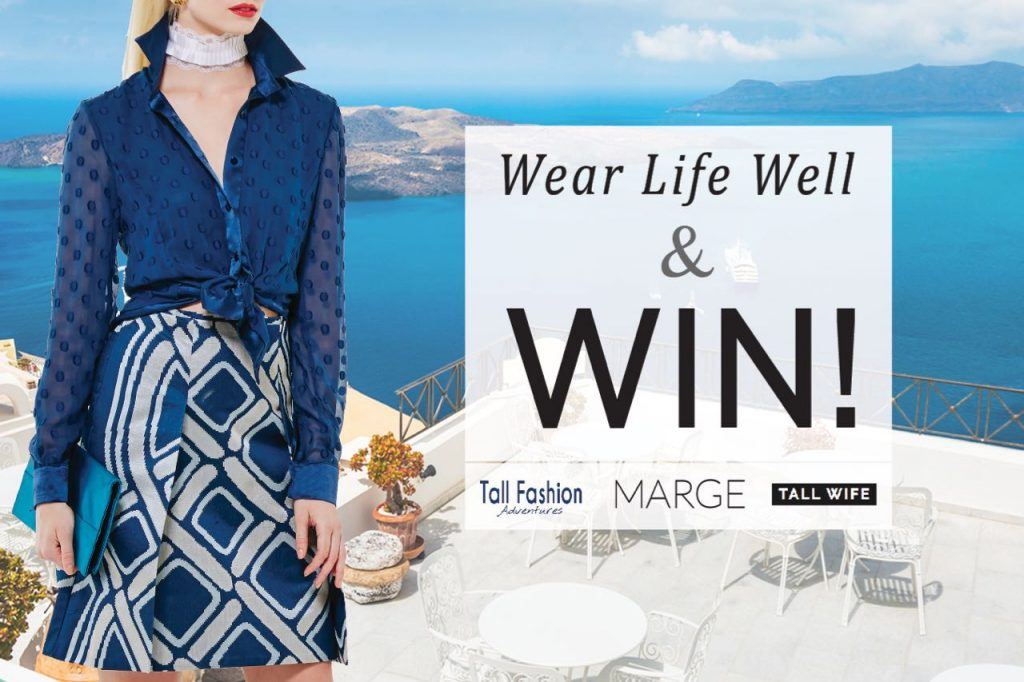 MARGE Clothing Giveaway