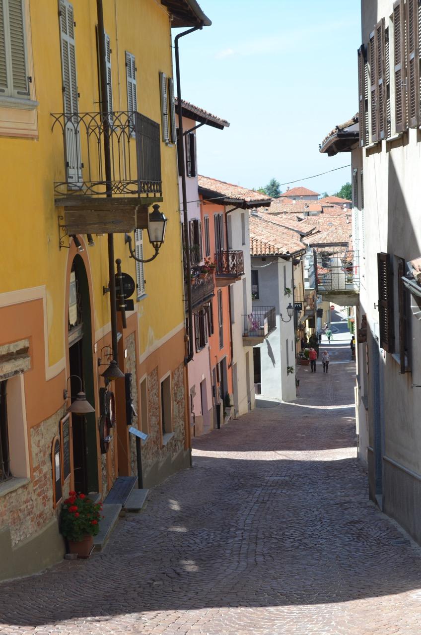 Barolo village Piedmont