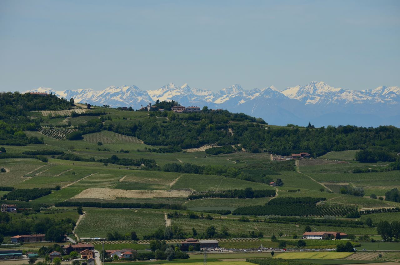 Piedmont Alpine Views