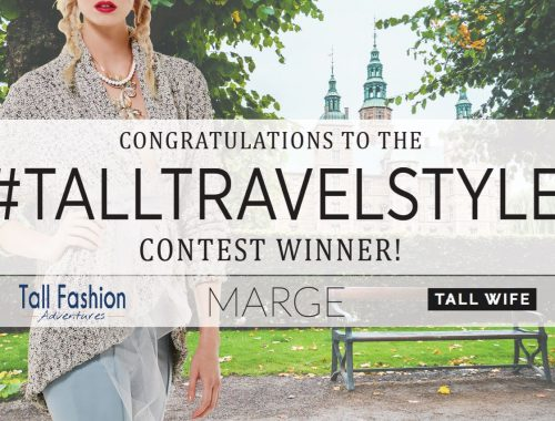 Tall Travel Style Giveaway