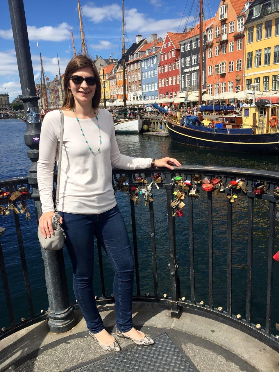I love tall Hamburg sweater