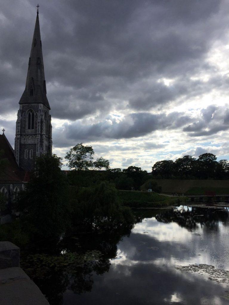 "St. Alban""s Church Copenhagen"