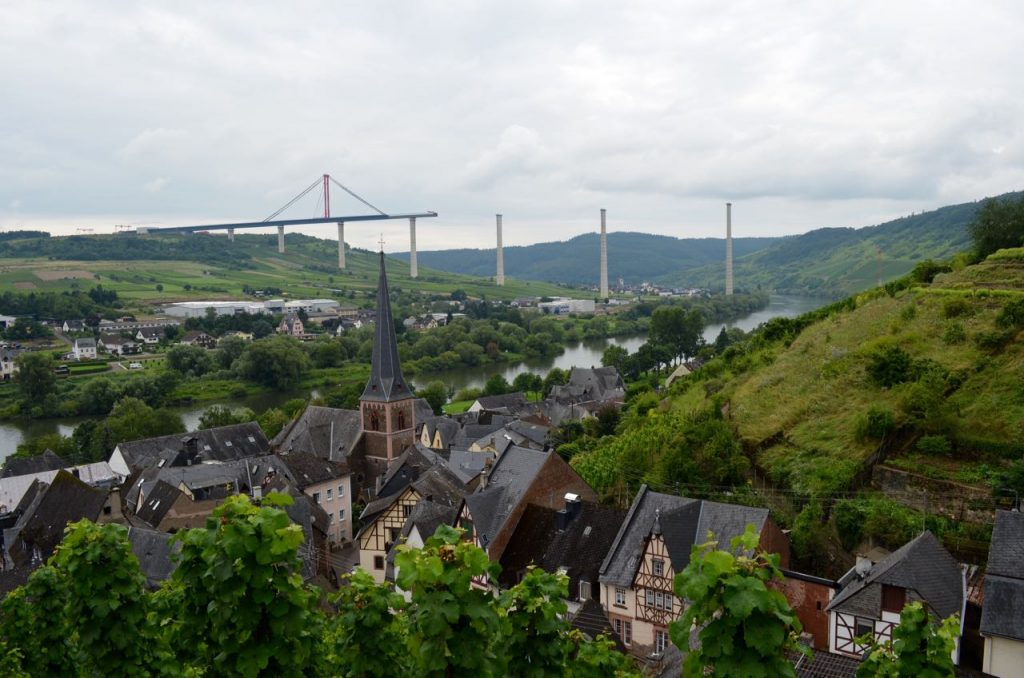 Urzig Mosel Bridge