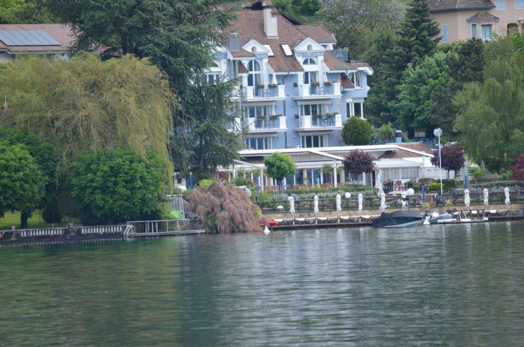 Yoann Conte Lake Annecy