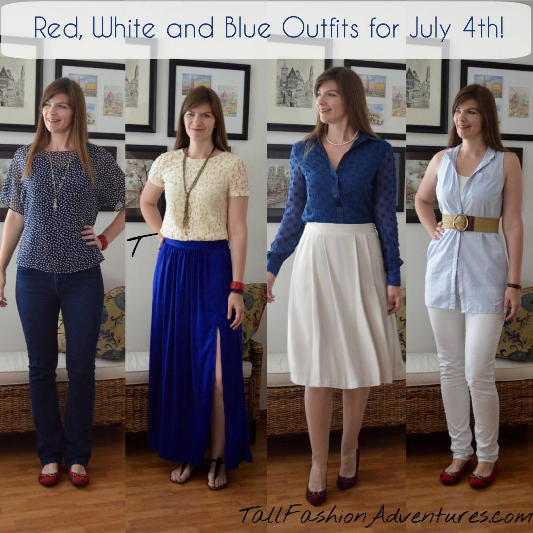 Outfits for July 4th