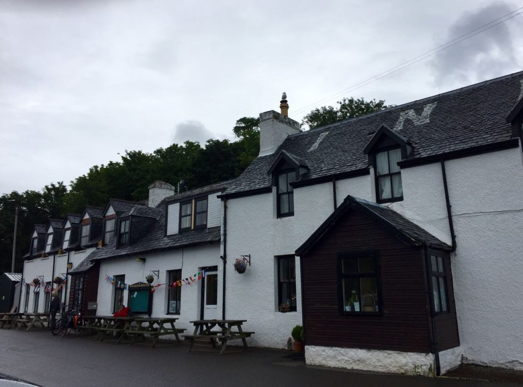 4 Days in the Scottish Highlands - Applecross Inn