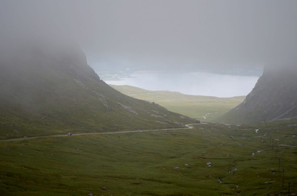4 Days in the Scottish Highlands Bealach na Ba road