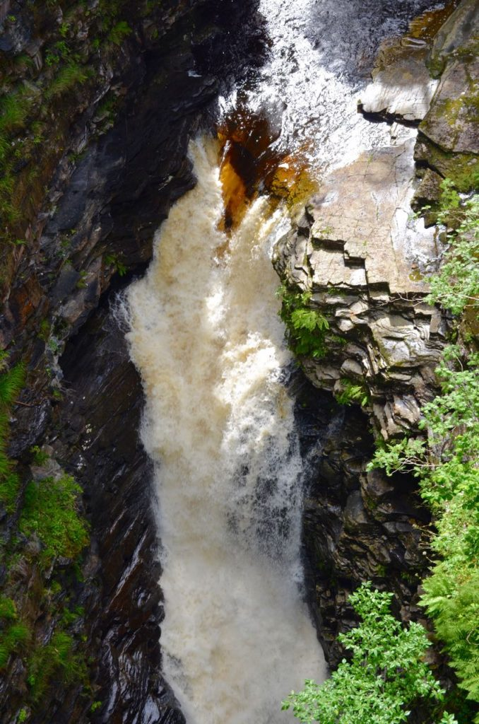 4 Days in the Scottish Highlands - Corrieshalloch Gorge