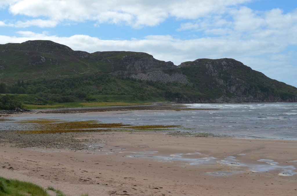 4 Days in the Scottish Highlands - Gruinard Bay