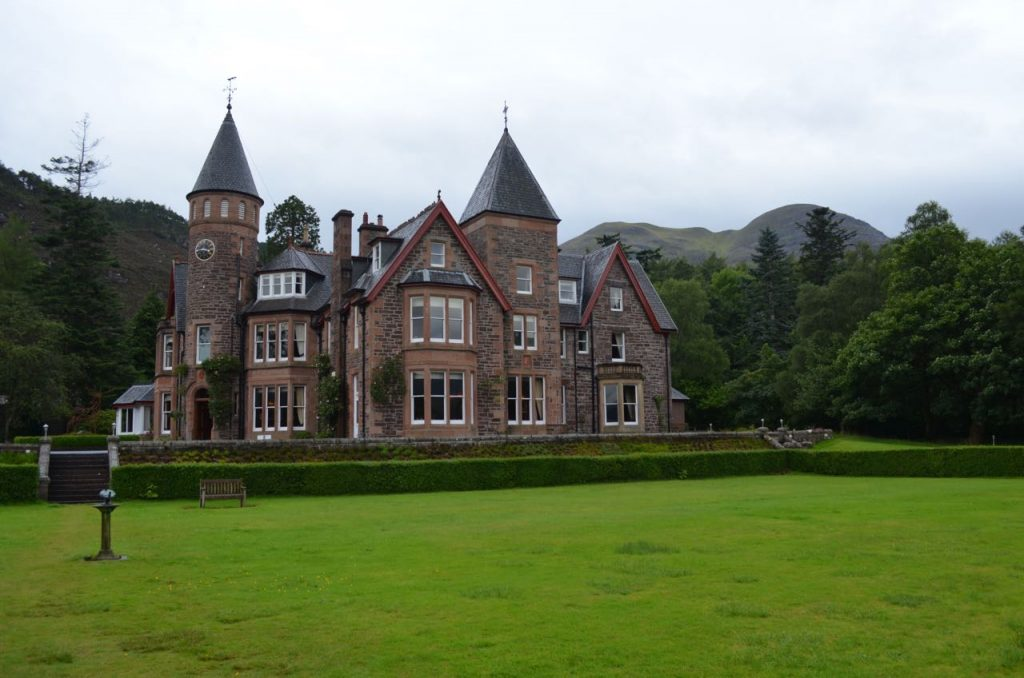 4 Days in the Scottish Highlands - Torridon Hotel
