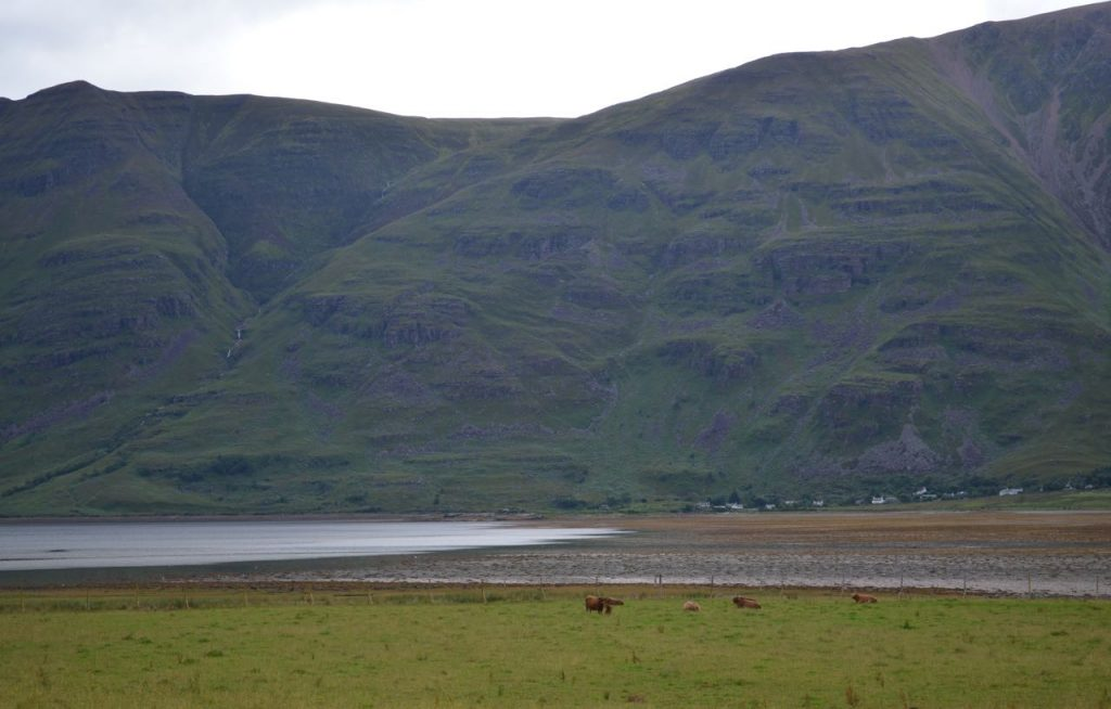 4 Days in the Scottish Highlands - Views from Torridon Hotel