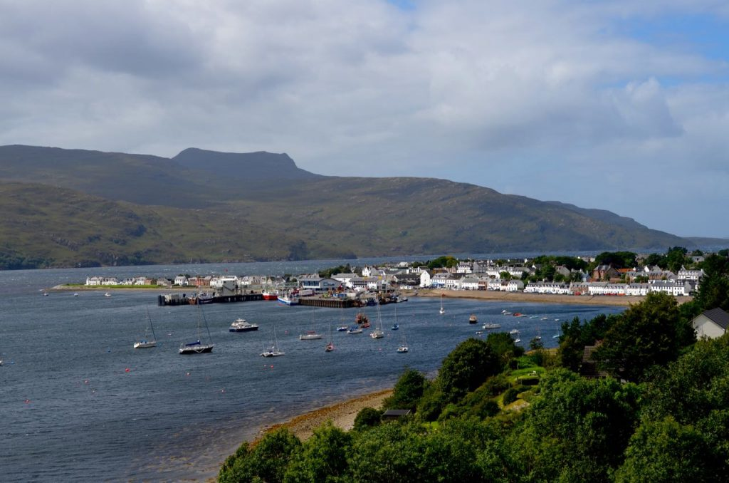 4 days in the Scottish Highlands - Ullapool