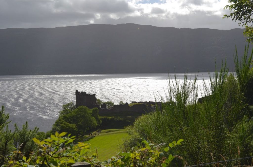 4 Days in the Scottish Highlands Urquhart Castle