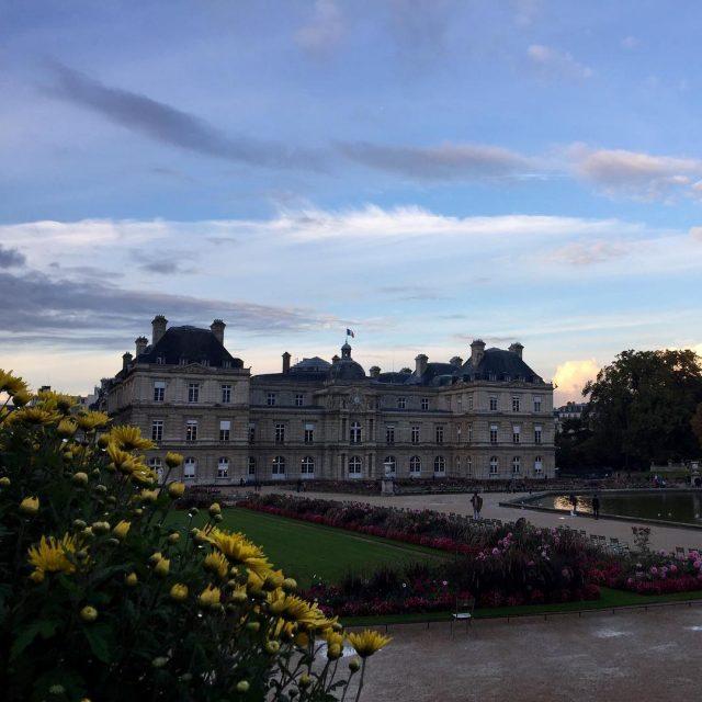 Another favorite scene from luxembourggardens in Paris last weekend! Lovehellip