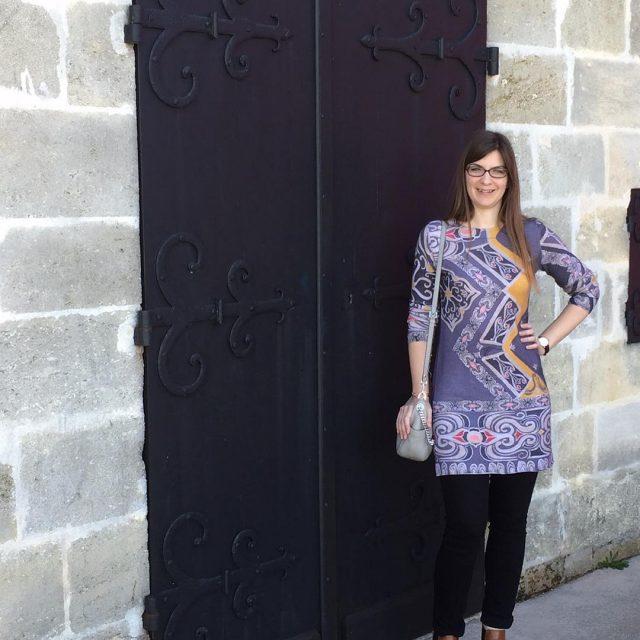 Exploring the Bordeaux region in my new fav responsibly madehellip