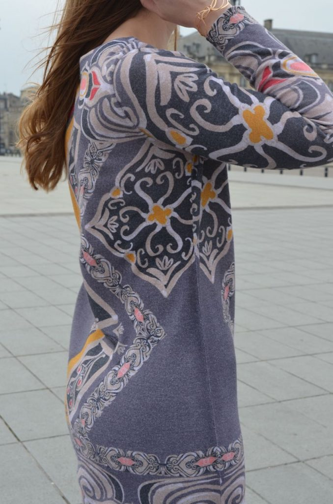 IVKO Wool Sweater Dress
