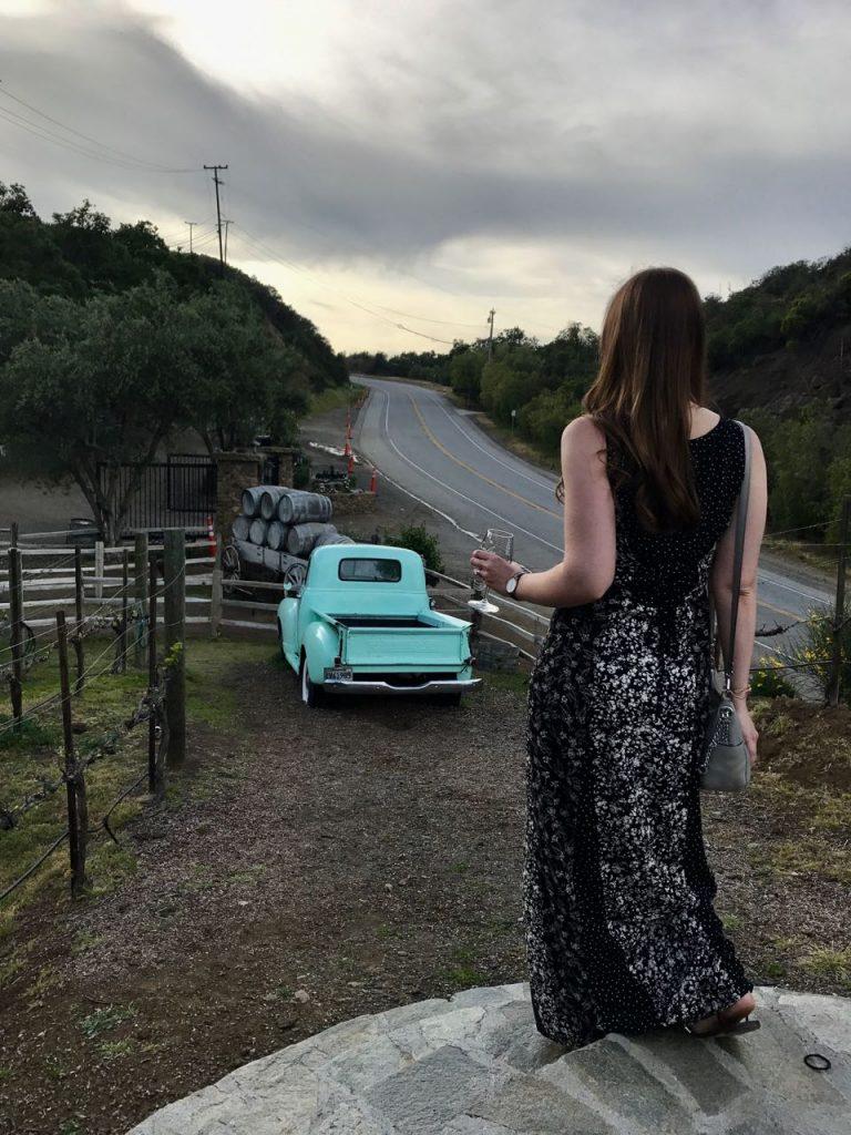 Long Tall Sally maxi dress