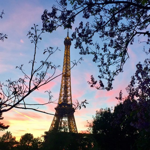 Magical final night in Paris last night Enjoyed a beautifulhellip