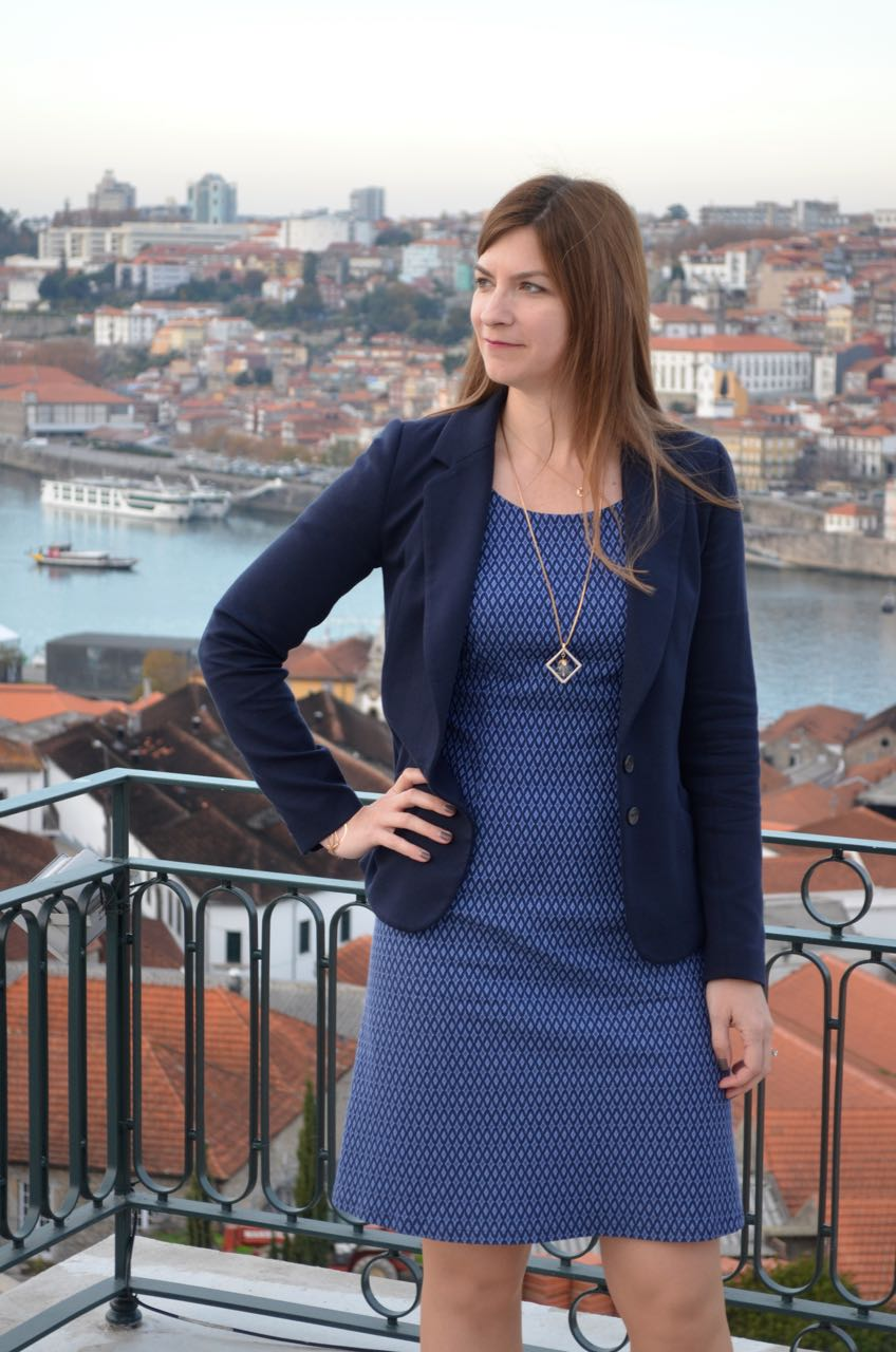 North Clothing Blazer and Paul Piske Dress