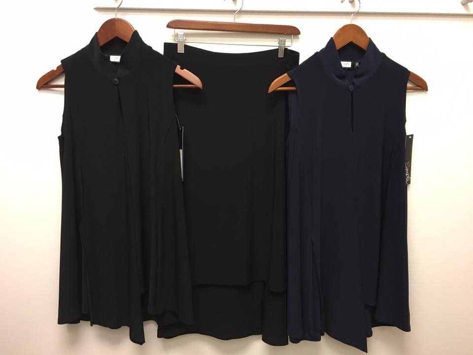 Made-in-Canada tall clothing from Hye Fashion - Sympli basics