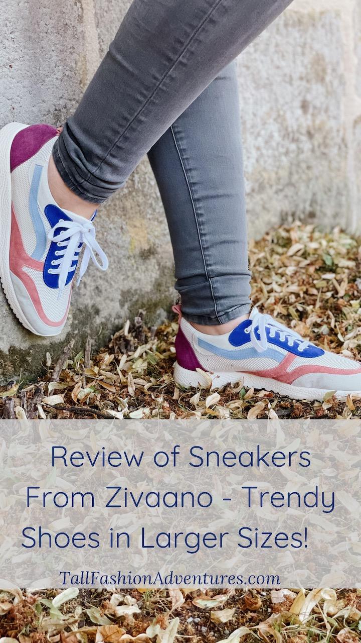 Zivaano Sneakers Review