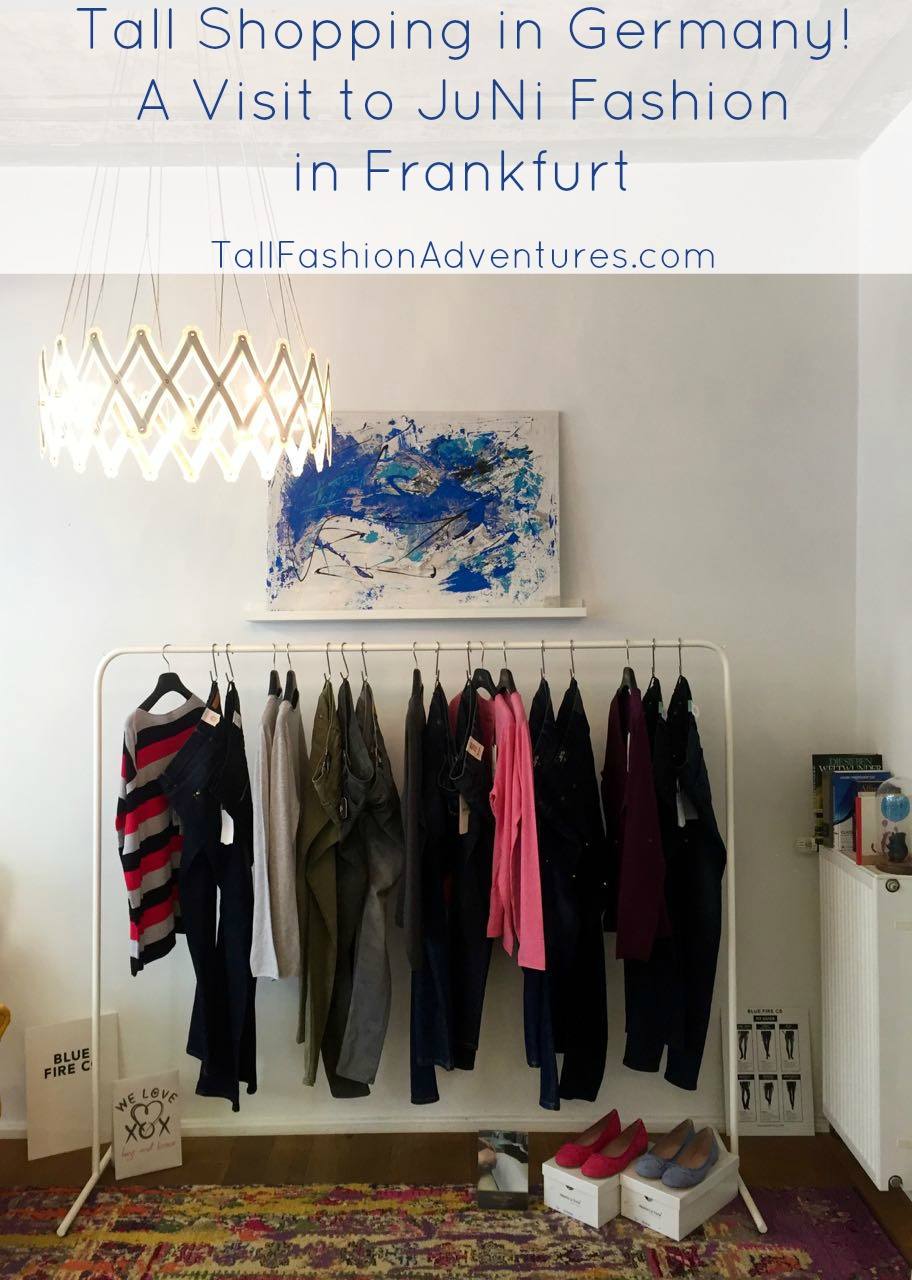 Tall clothing stores